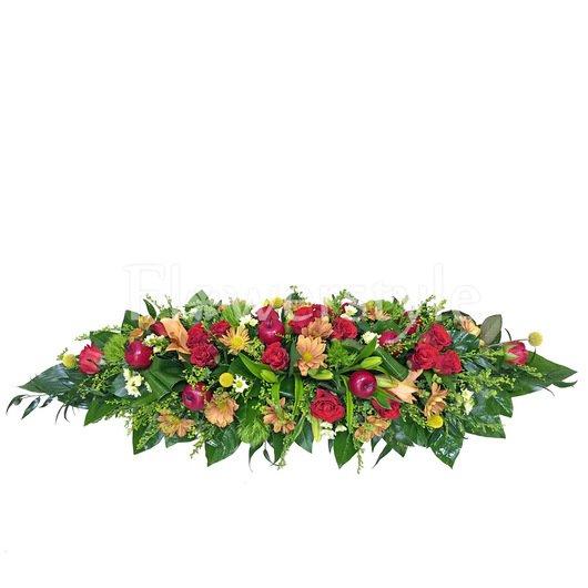 Композиция из цветов № 43
