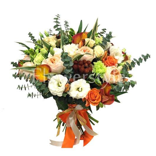 """Букет цветов """"Барселона"""" дополнительные изображения"""