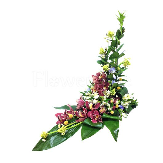 Композиция из цветов № 73 дополнительные изображения