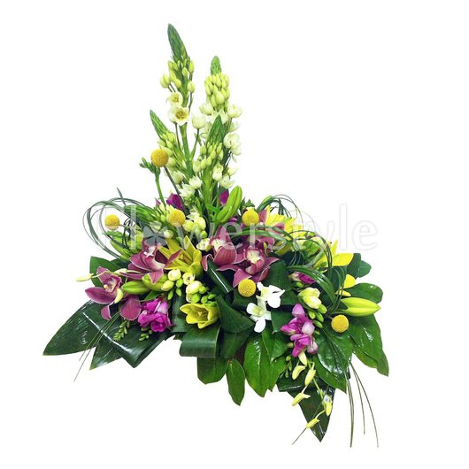 Композиция из цветов № 69 дополнительные изображения