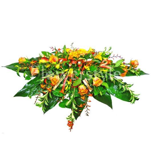 Композиция из цветов № 47 дополнительные изображения