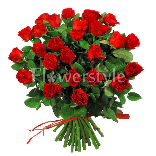 Букет из красной розы (25, 51 или 75) дополнительные изображения