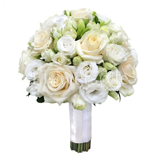 Свадебный букет для невест №51 дополнительные изображения