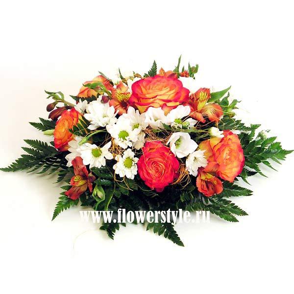 Композиция из цветов № 23