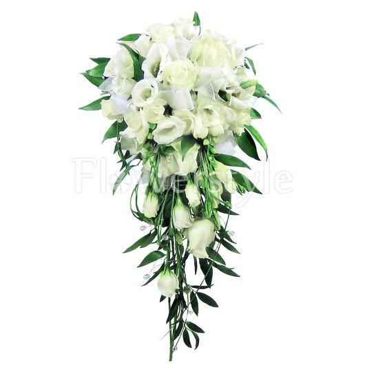 Букет невесты № 64 дополнительные изображения