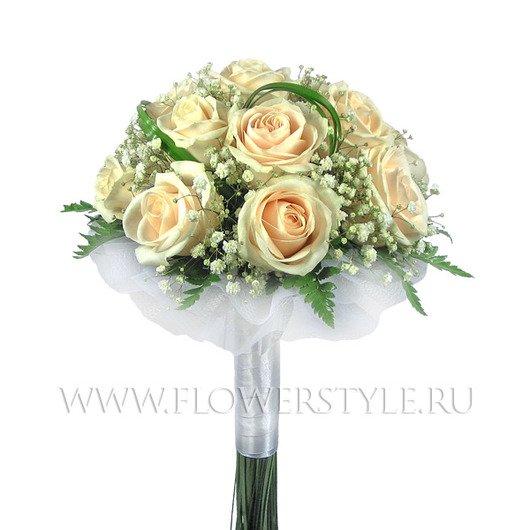 Букет цветов для невесты № 42