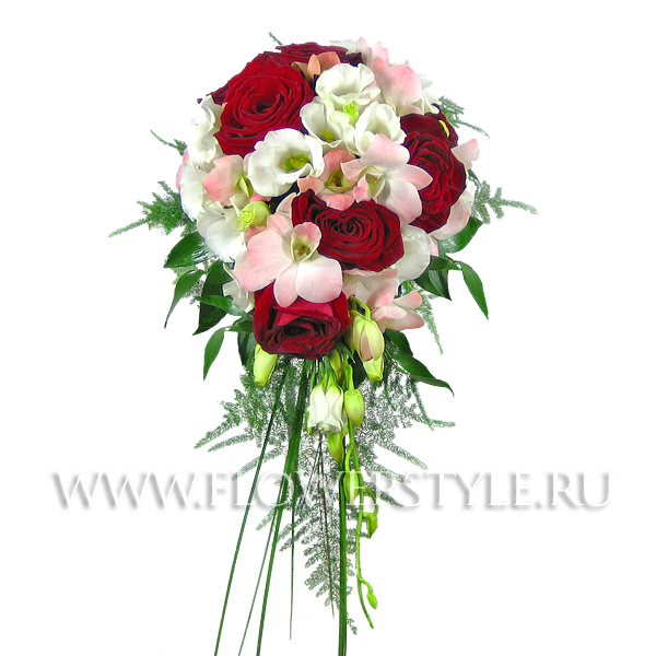 Букет цветов для невесты № 33