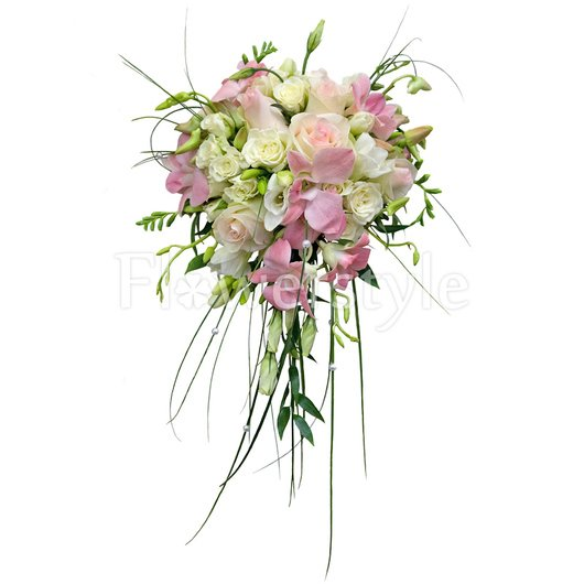Букет невесты № 84 дополнительные изображения