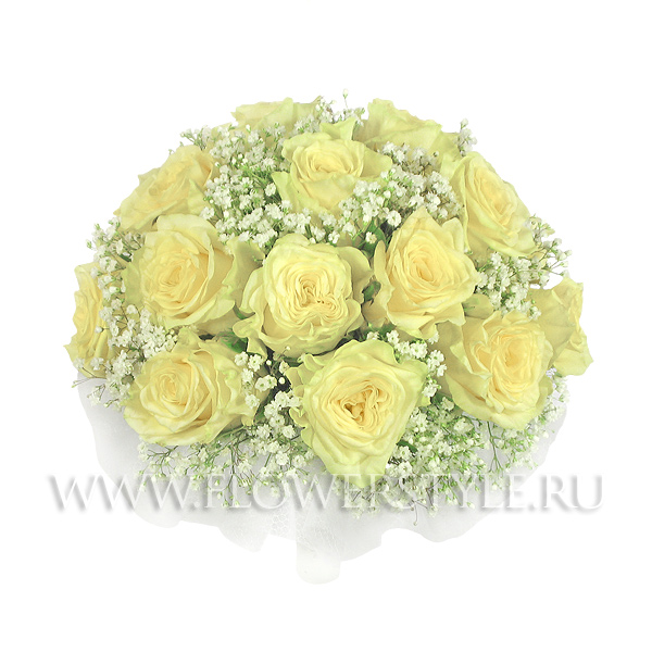 Букет цветов для невесты № 45