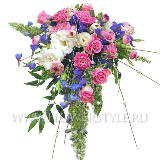 Букет цветов для невесты № 47