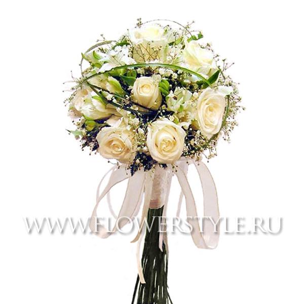 Букет цветов для невесты № 53