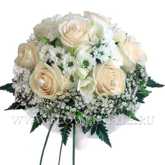 Букет невесты № 7