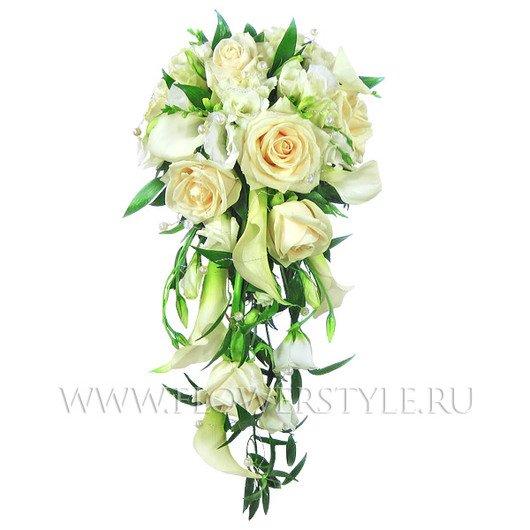 Букет невесты № 87