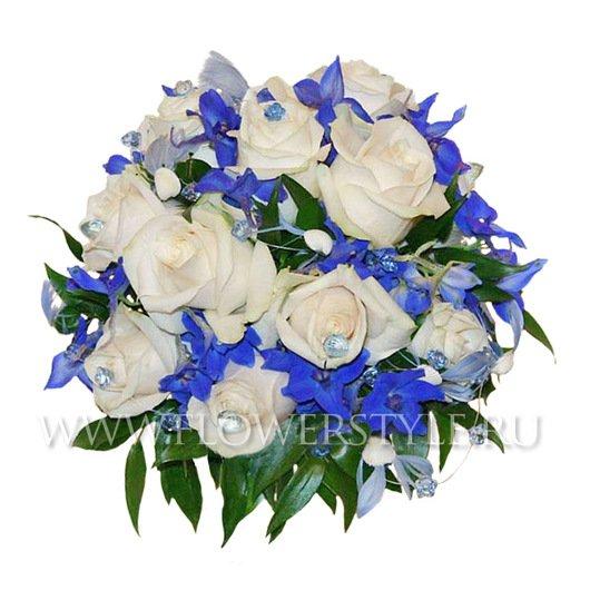 Букет цветов для невесты № 122
