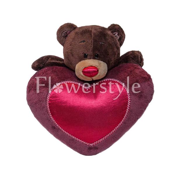 Медведь Choco с сердцем
