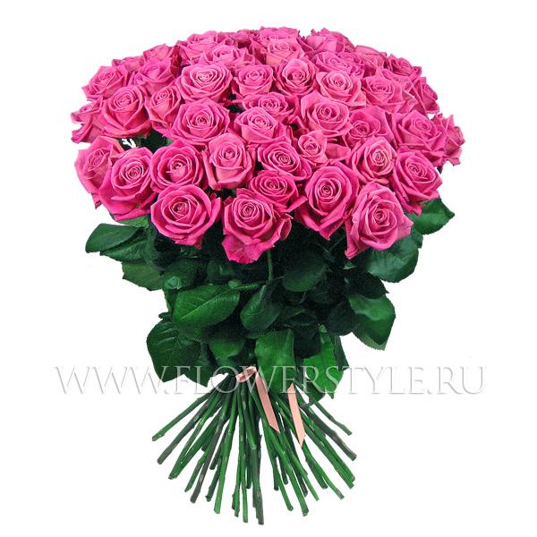 """Букет из 51 розы """"Восхищение"""""""
