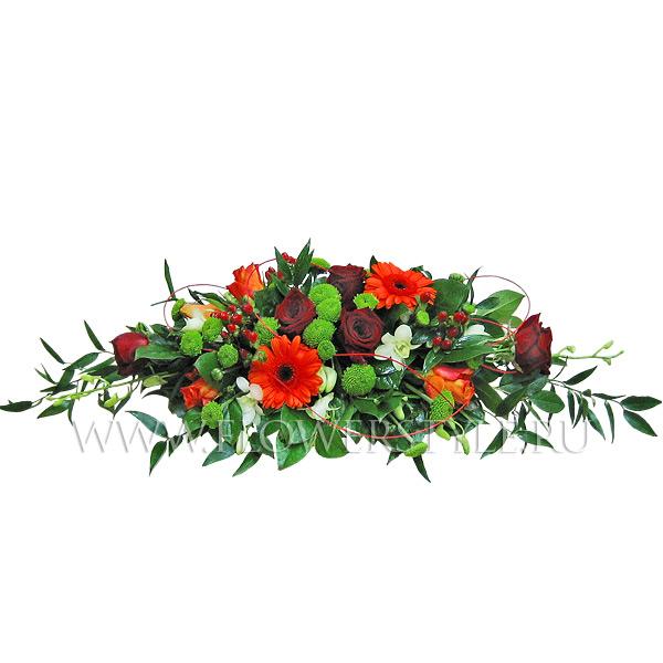 Композиция из цветов № 52