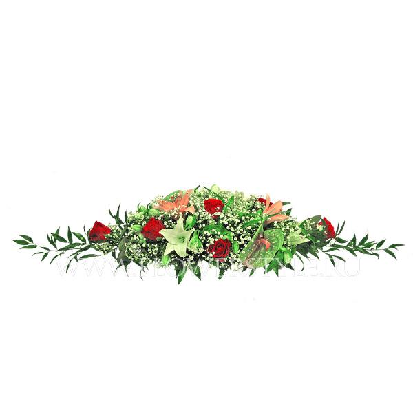 Композиция из цветов № 36