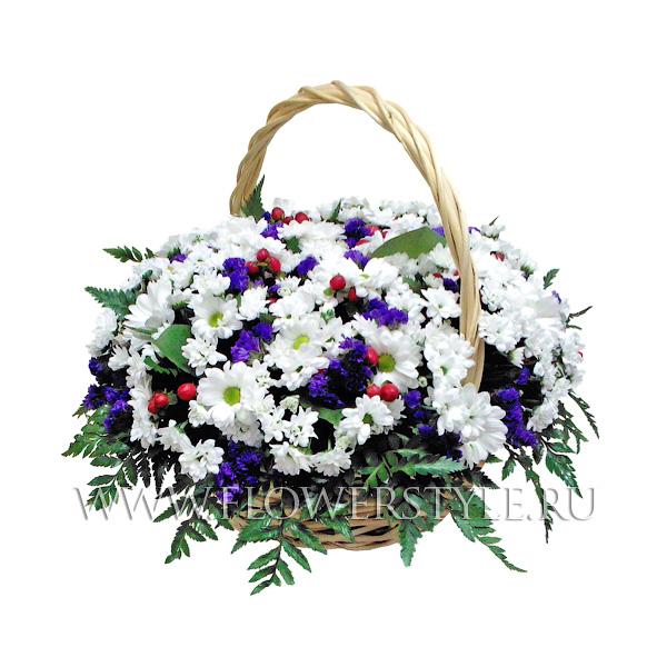 Подарочная корзина «Рассвет»