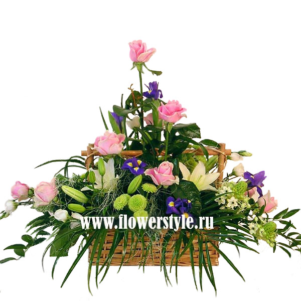 Подарочная корзина «Грация»