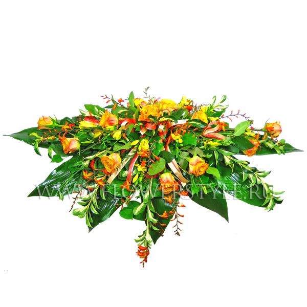 Композиция из цветов № 47