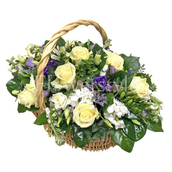 Подарочная корзина «Виолетта»