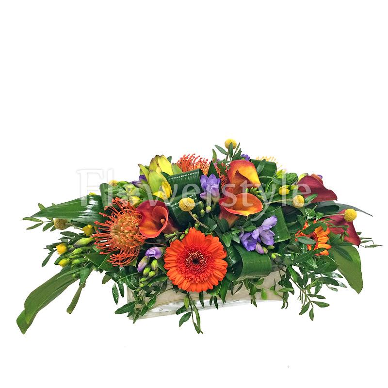 Композиция из цветов № 37
