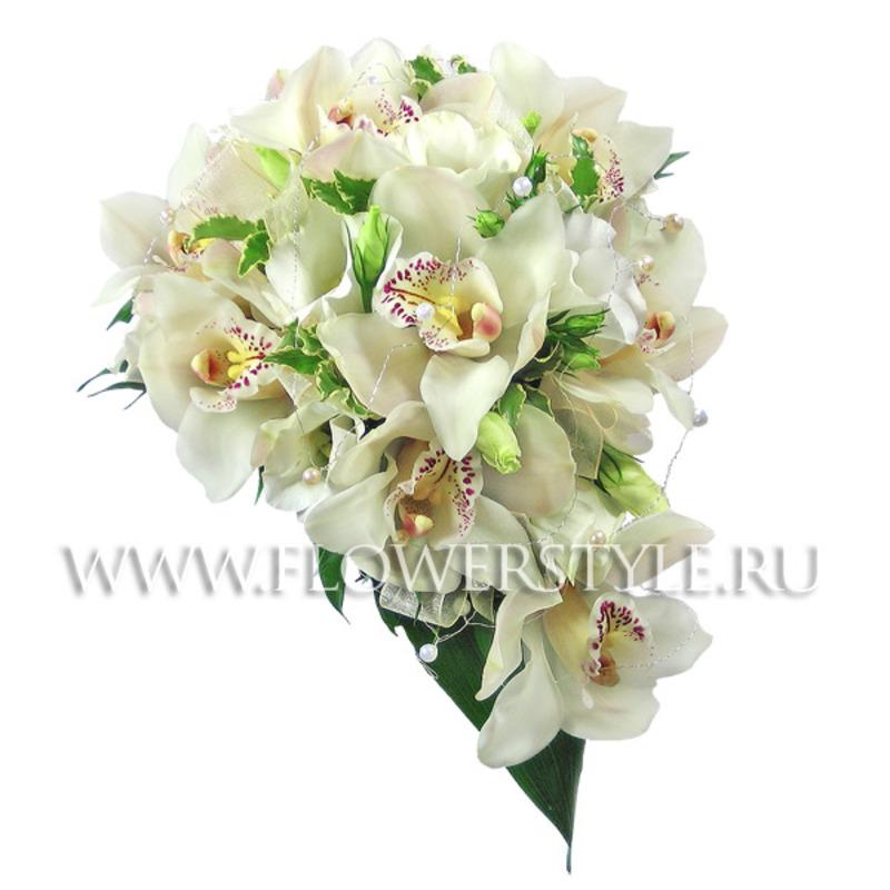 Букет цветов для невесты № 20