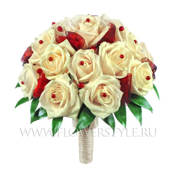 Букет цветов для невесты № 48