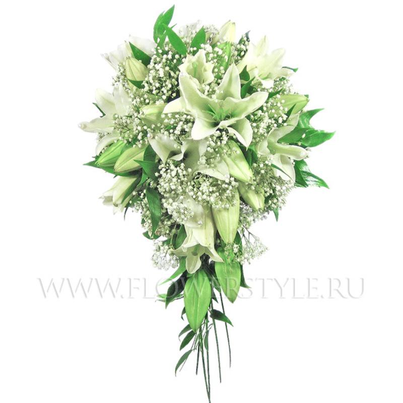 Букет цветов для невесты № 21