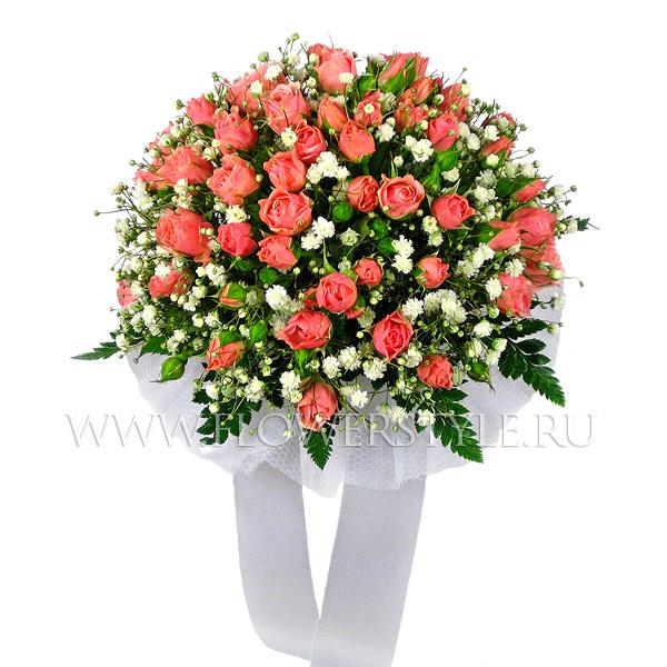 Букет цветов для невесты № 121