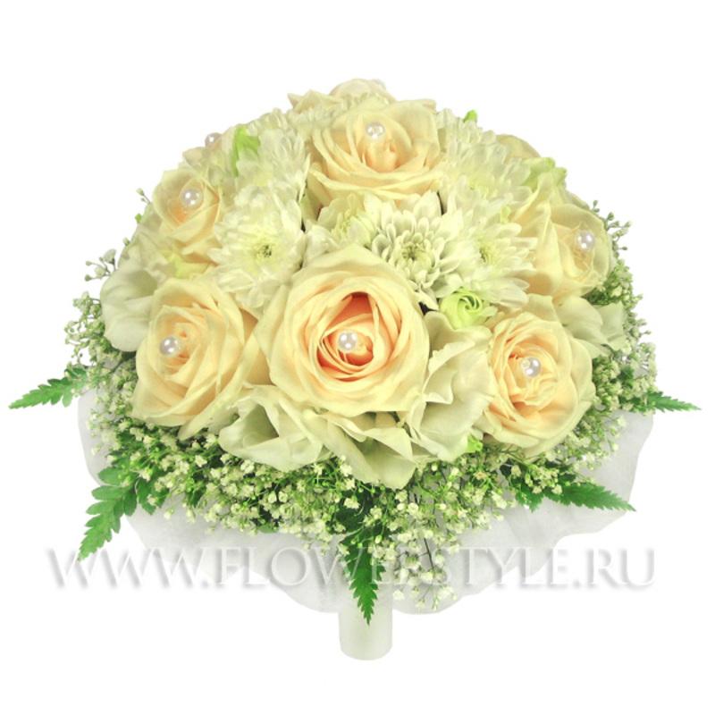Букет цветов для невесты № 38