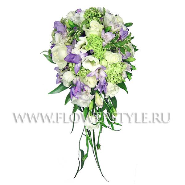 Букет цветов для невесты № 15