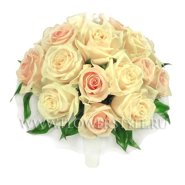 Букет цветов для невесты № 30