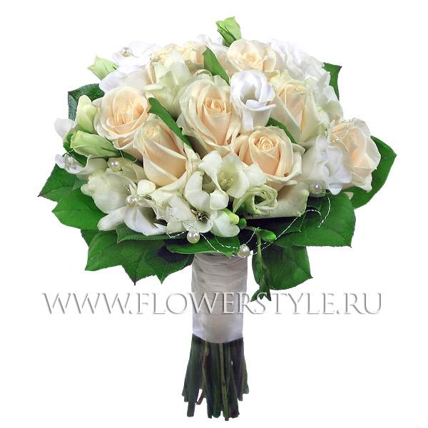 Букет цветов для невесты № 136