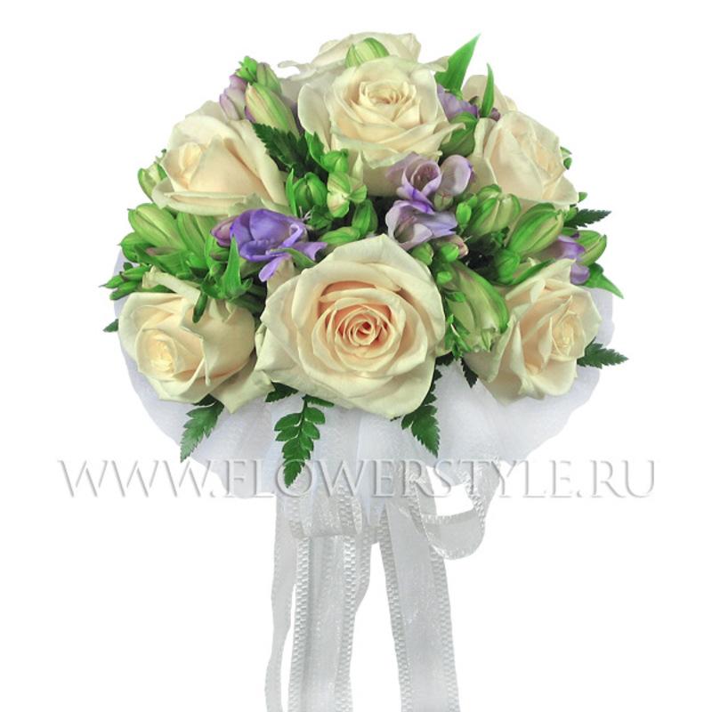 Букет цветов для невесты № 3