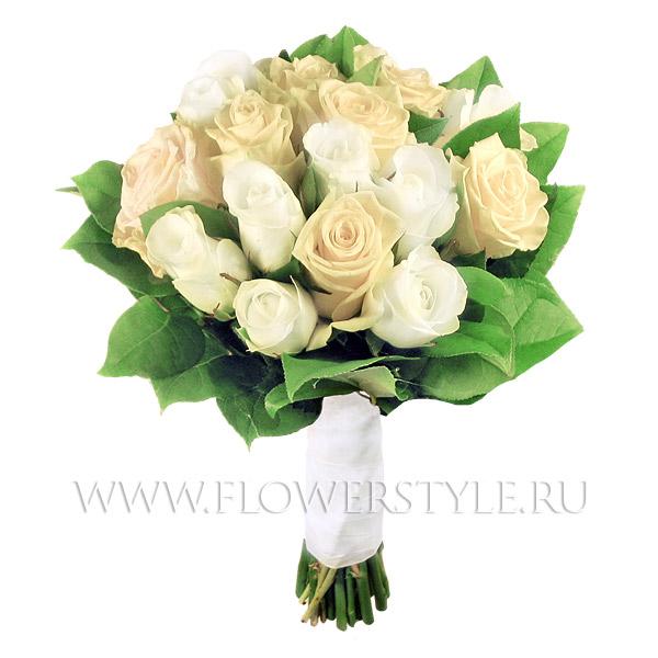 Букет цветов для невесты № 56