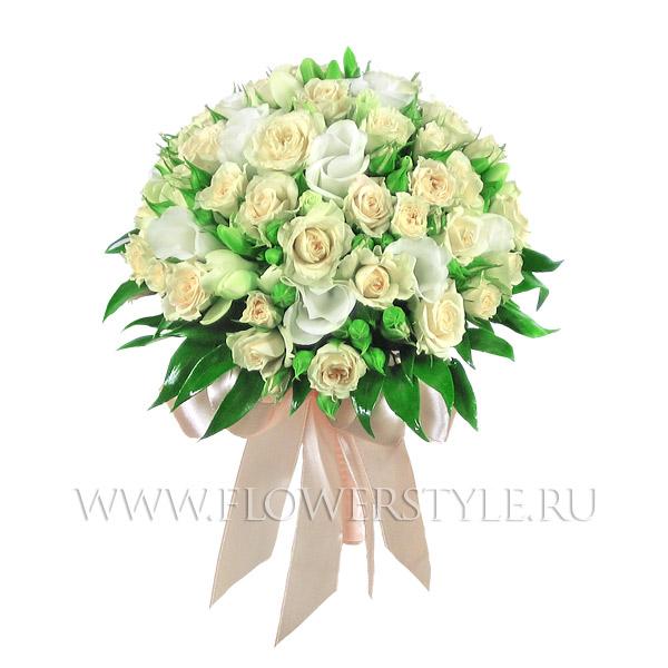 Букет цветов для невесты № 39
