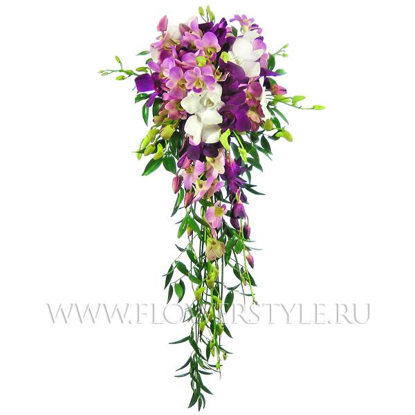 Букет цветов для невесты № 1