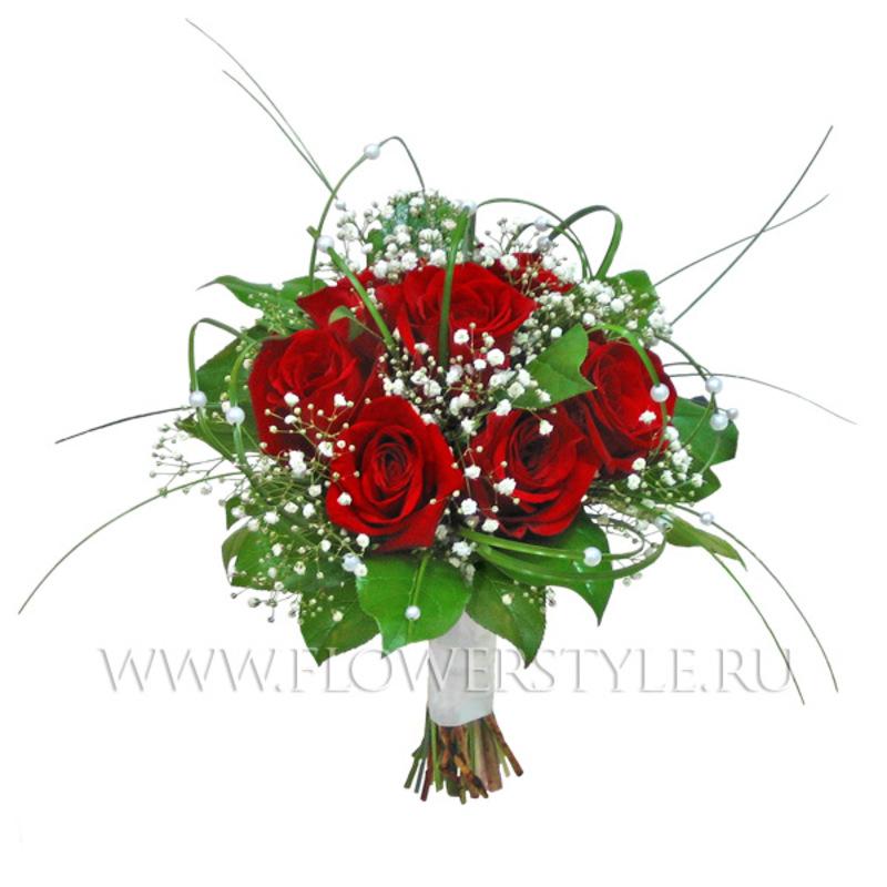 Букет цветов для невесты № 120
