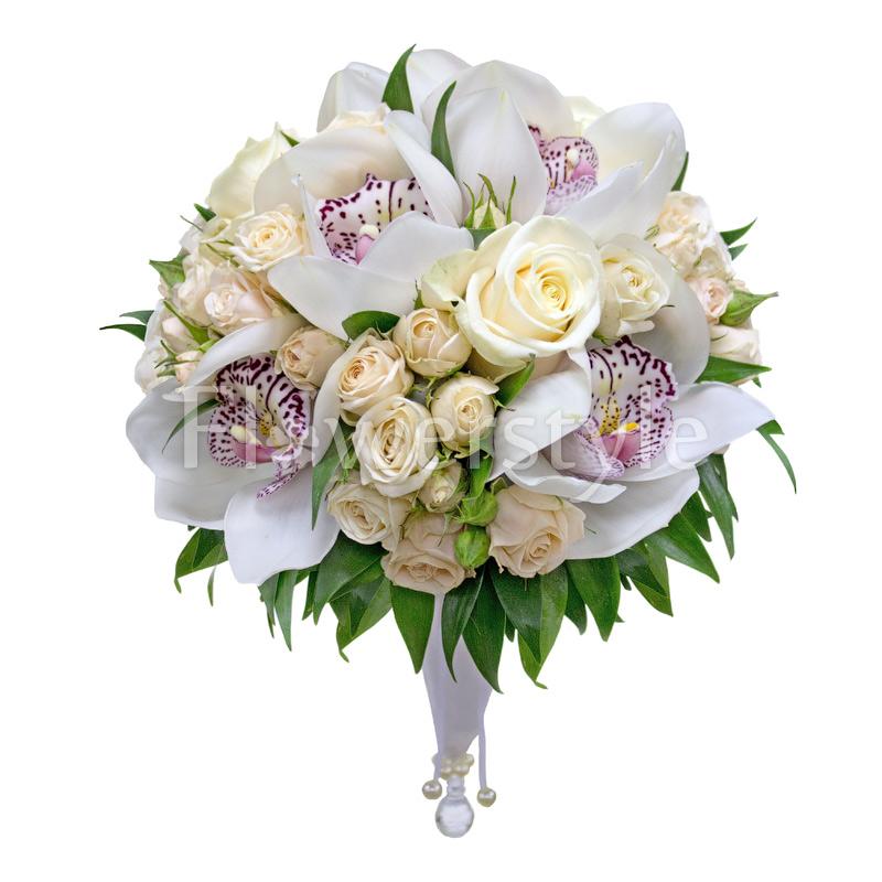 Букет невесты № 89