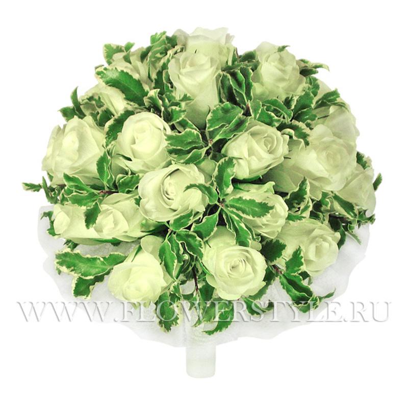 Букет цветов для невесты № 26
