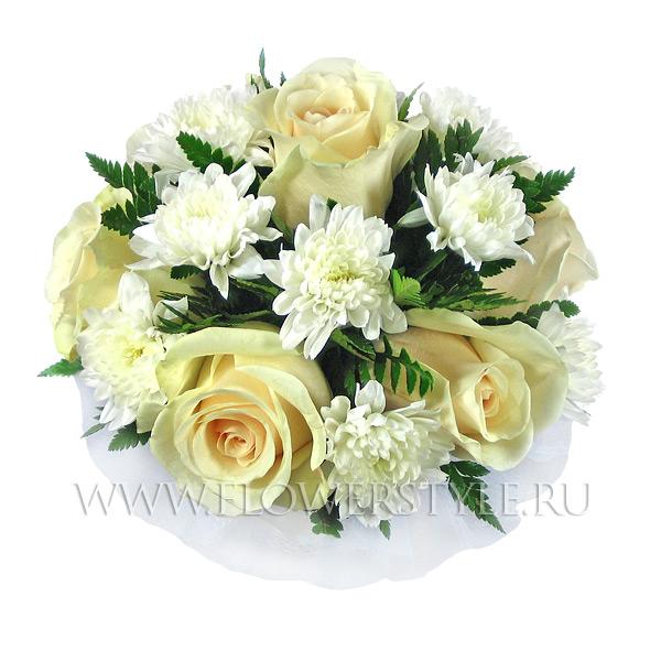 Букет цветов для невесты № 50