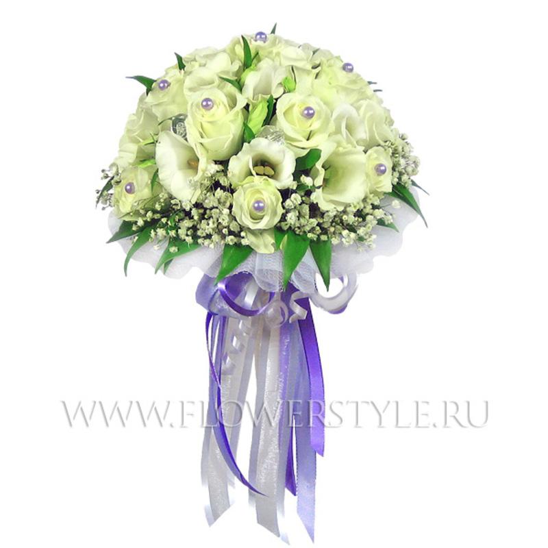 Букет цветов для невесты № 55