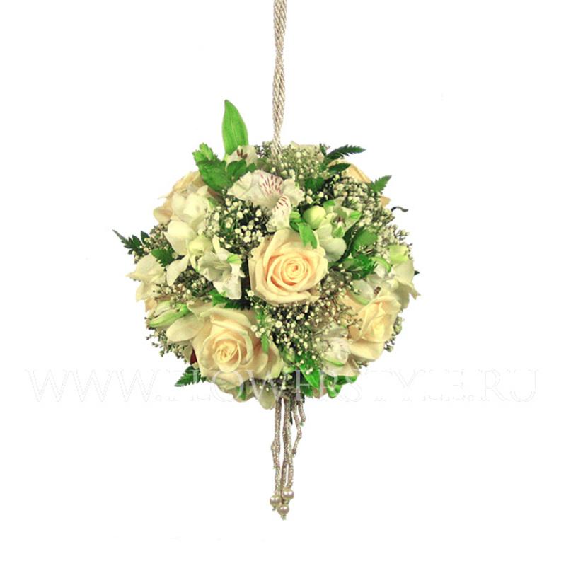 Букет невесты № 92 «Ирина»