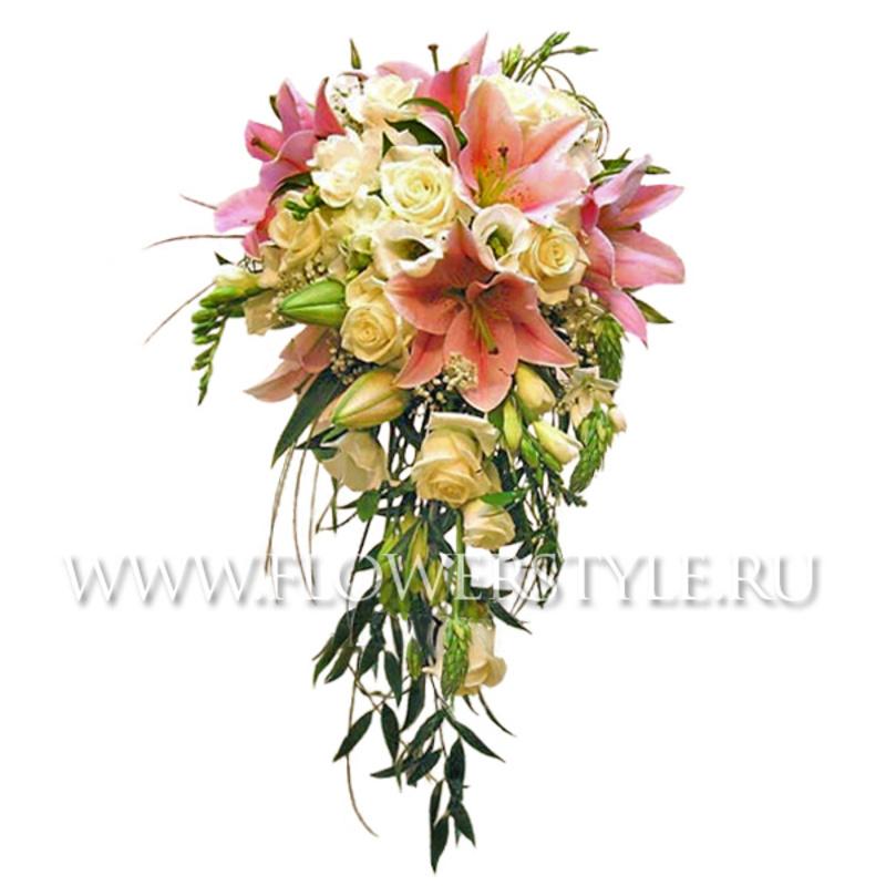 Букет цветов для невесты № 105