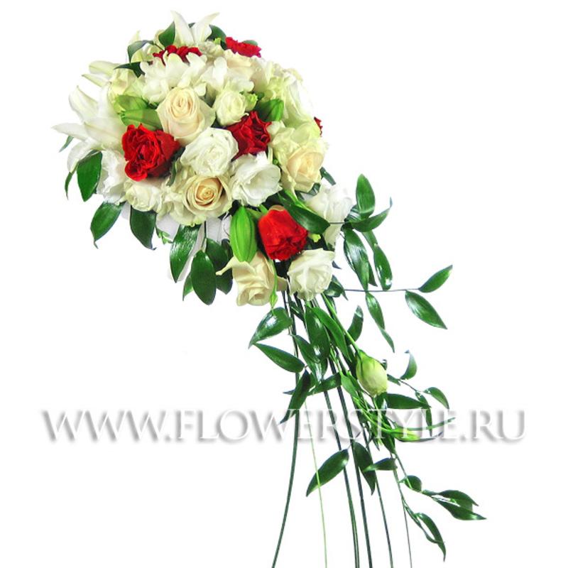 Букет цветов для невесты № 108