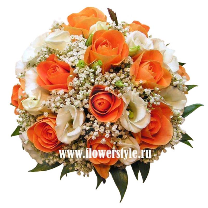 Букет цветов для невесты № 110