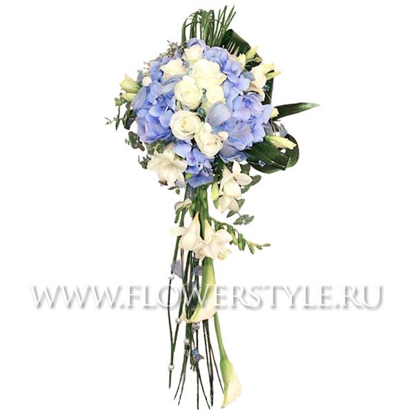 Букет цветов для невесты № 127