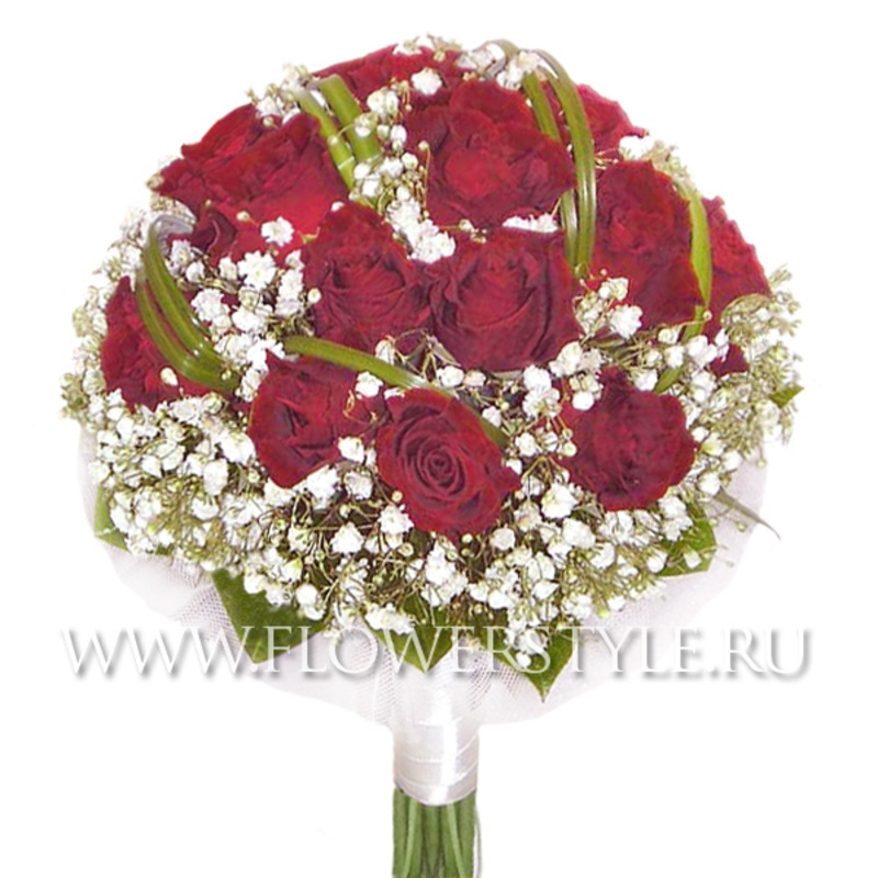 Букет цветов для невесты № 41